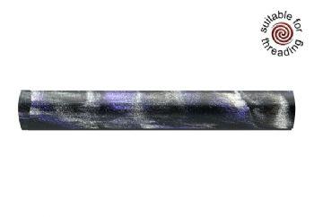 Carolina Violet - Silver series pen blanks